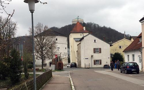 02 - Römerturm & Befreiungshalle - Kelheim