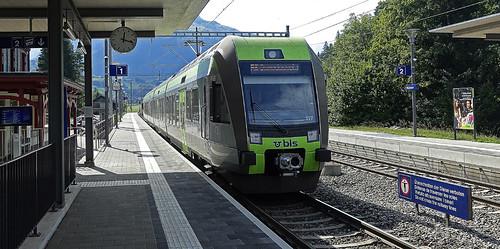 RD18116.  RABe 535 at Mülenen.