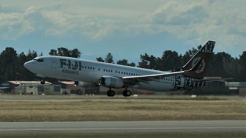 DQ-FJG Fiji Airways Boeing 737 (c.1999)