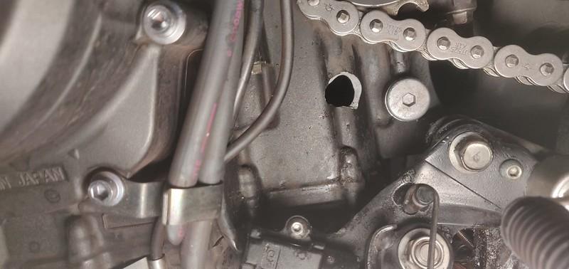 pequeno problema no motor, não, não é Honda 32725696768_a496c34c15_c