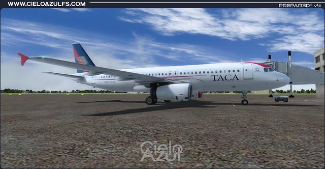 Avianca (N687TA) V2.2
