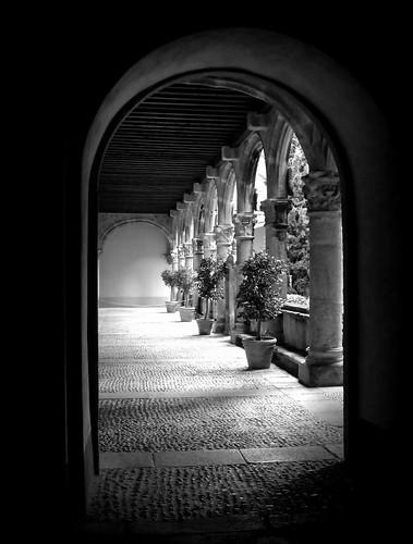 Más allá del claustro