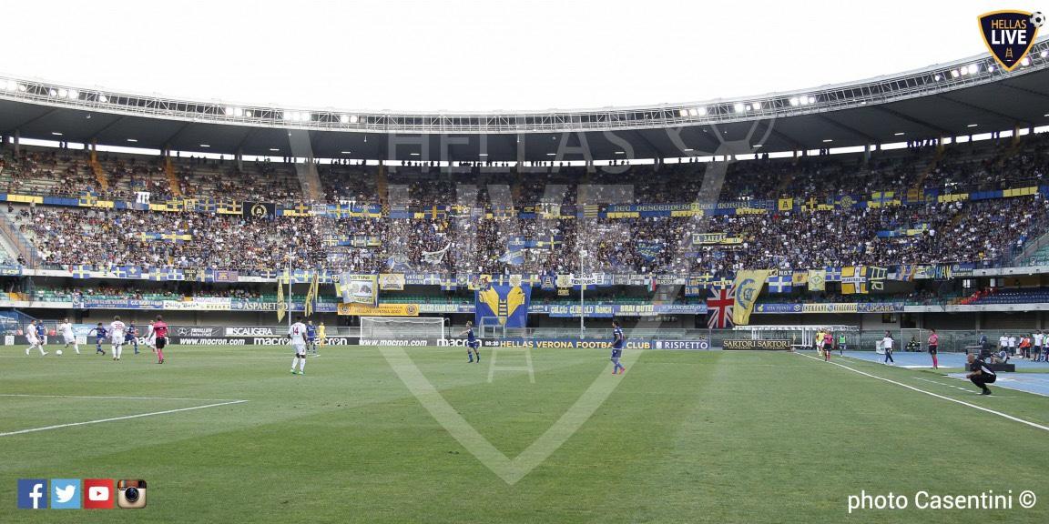 Padova-Hellas Verona, nelle prossime ore al via la ...