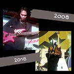 One of my biggest success is that I still love playing #10yearchallenege #10yearchallenge #10yearschallenge #bassist #musicianlife #bass #indobassgram #indonesianbassplayers #bassplayer