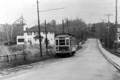 US NY Westchester County - Third Avenue Railway System 270 (Rt J Glen Island - Fort Slocum Road facing west)-(116609)