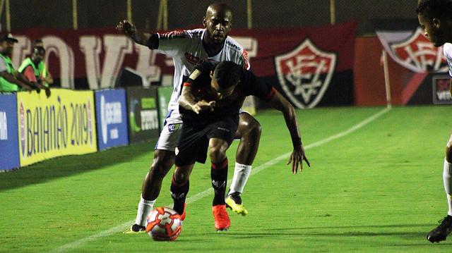 Vitória goleia Jequié por 4 a 0 pelo Baiano. Fotos: Gabriela Simões