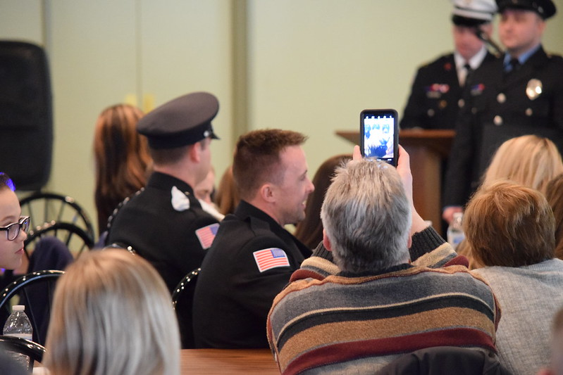 Park Forest Fire Department Annual Awards Ceremony