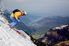Švýcarský Haldigrat: nejpodivnější lyžařské středisko na světě