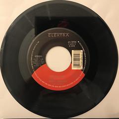 TRACY CHAPMAN:FAST CAR(RECORD SIDE-B)