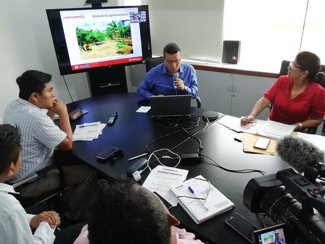 Midis-Foncodes fortalece capacidades de proyectistas y especialistas que formulan proyectos productivos