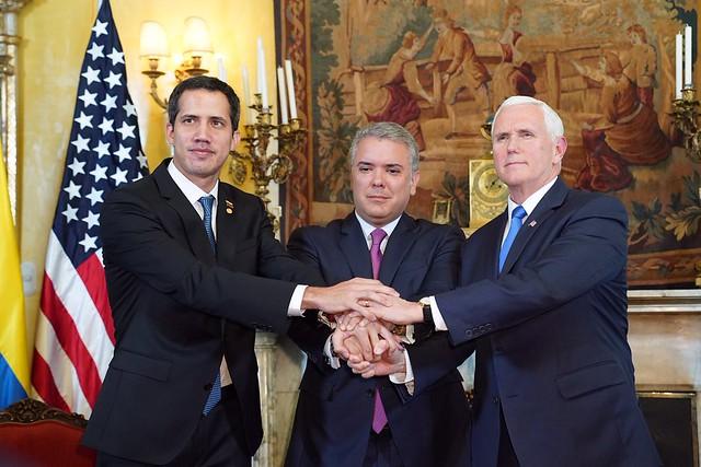 "Artigo | A ""Guerra Híbrida"" da CIA contra a Venezuela"