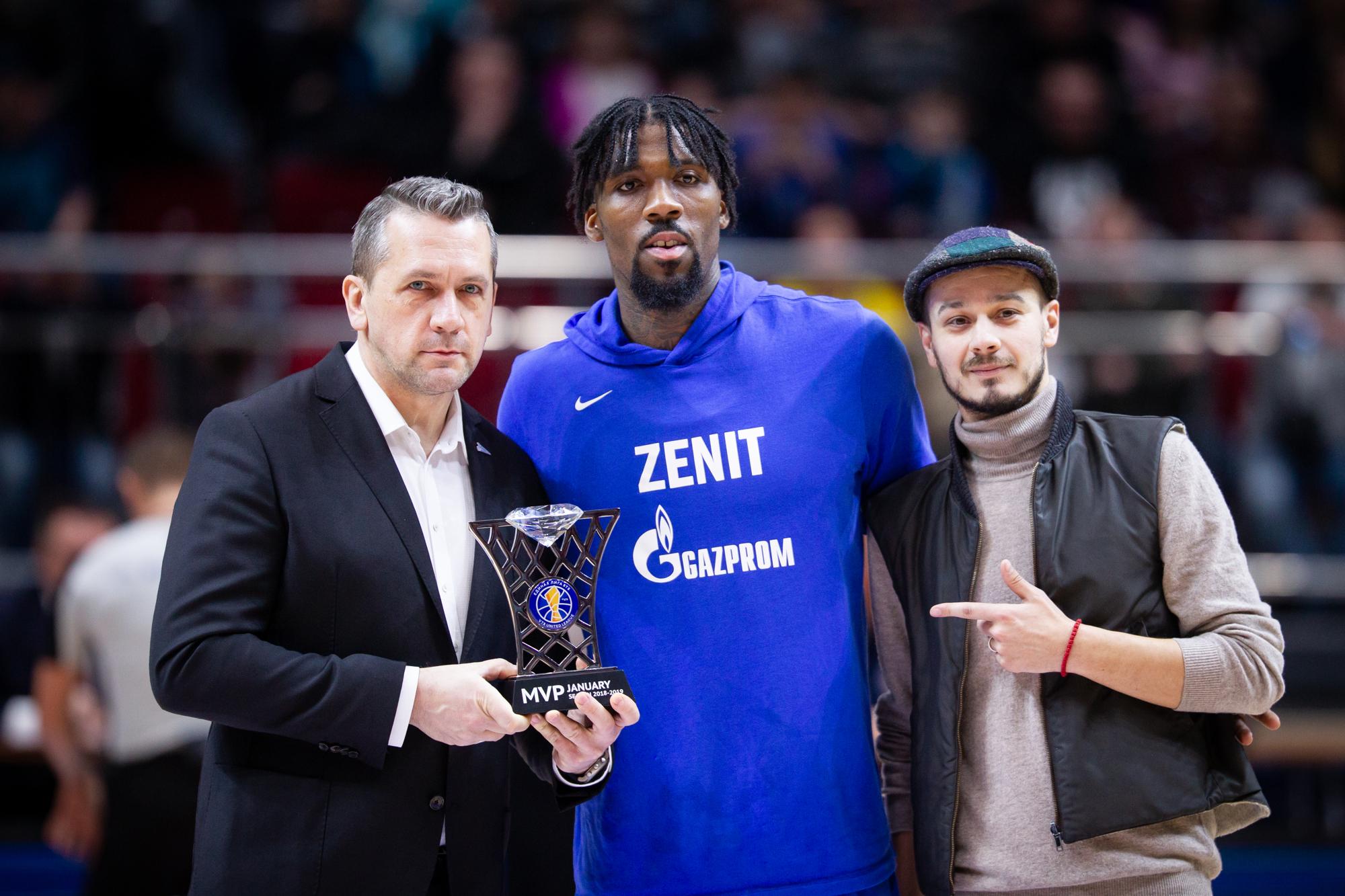 03/02/2019 Zenit-Khimki 86:82