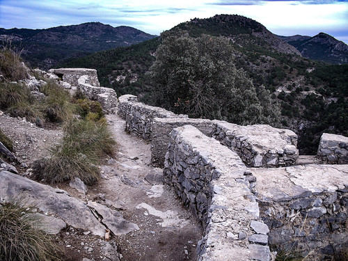 385. Trincheras del Maullo.