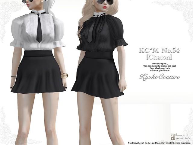 KC*M No.54[Chaton]@SaNaRae Feb