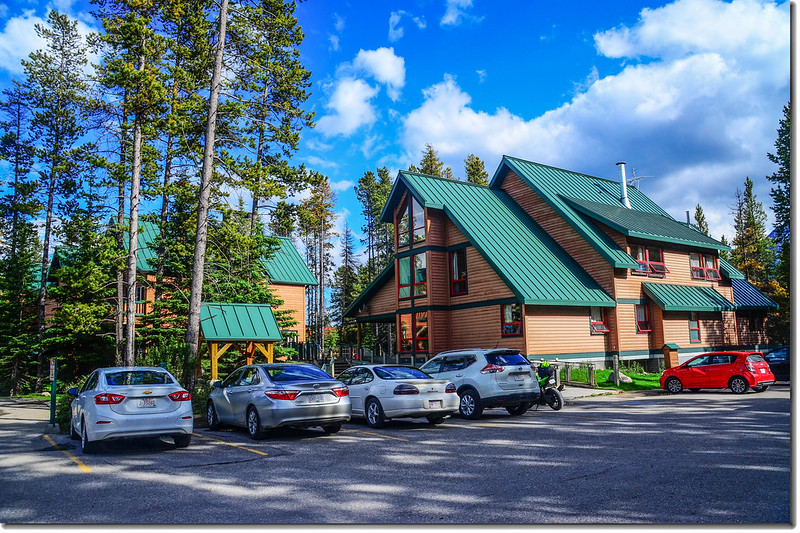 HI-Lake Louise Alpine Centre (Canadian Alpine Centre International Hostel) 2