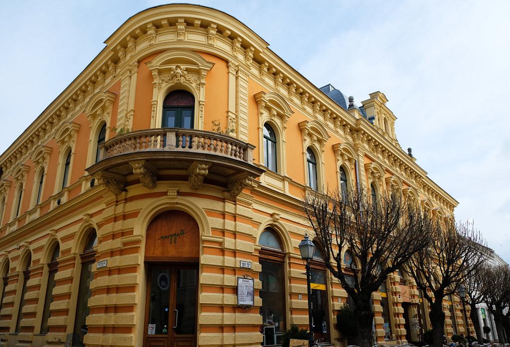 Király Street, Pécs, Hungary