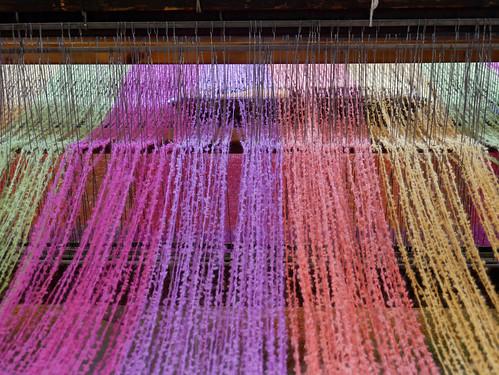 loom yarn 2