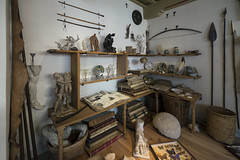 Cabinet de curiosit�s, Rembrandthuis, Amsterdam, 2018