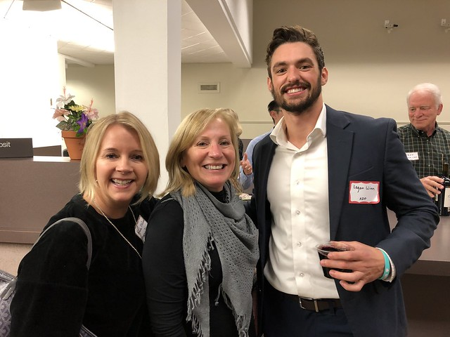 January 23, 2019 - Mixer at Bank of the West