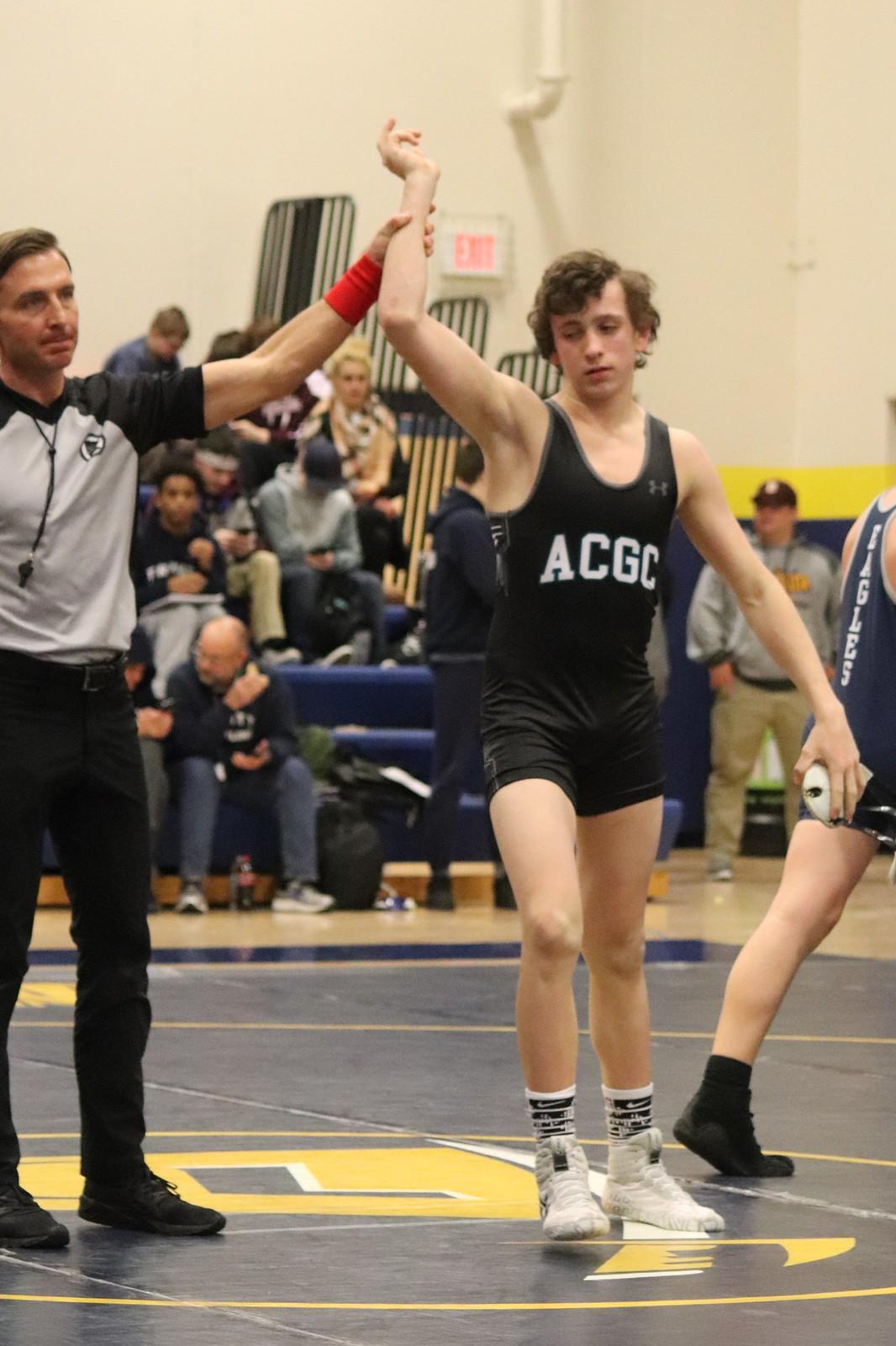 2019 Section 4A Semi -Finals ACGC 71 - EVW 3 Feb 15, 2019