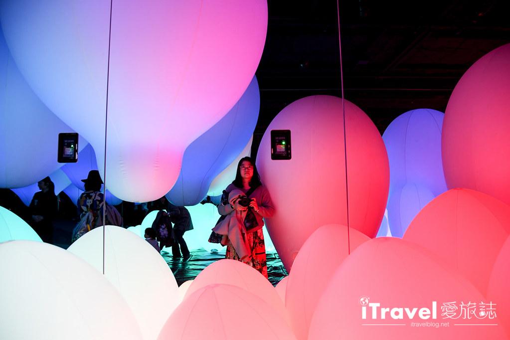 东京艺术展览 teamLab Borderless (68)