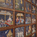Vanishing Art from Myanmar: The Buddhist Reverse Glass Painting Tradition