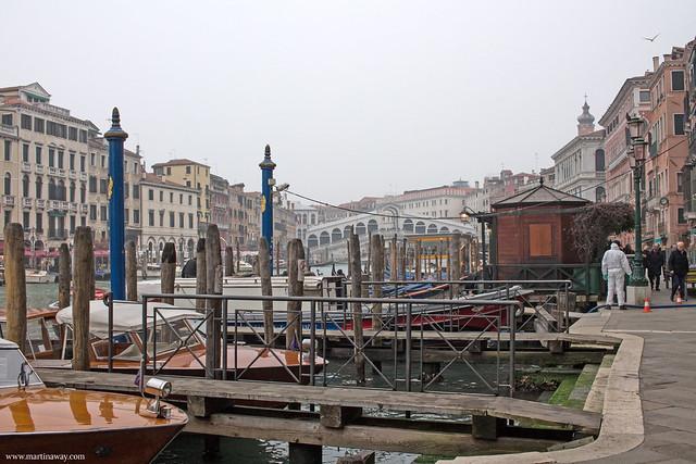Fondamenta Palazzo Loredan