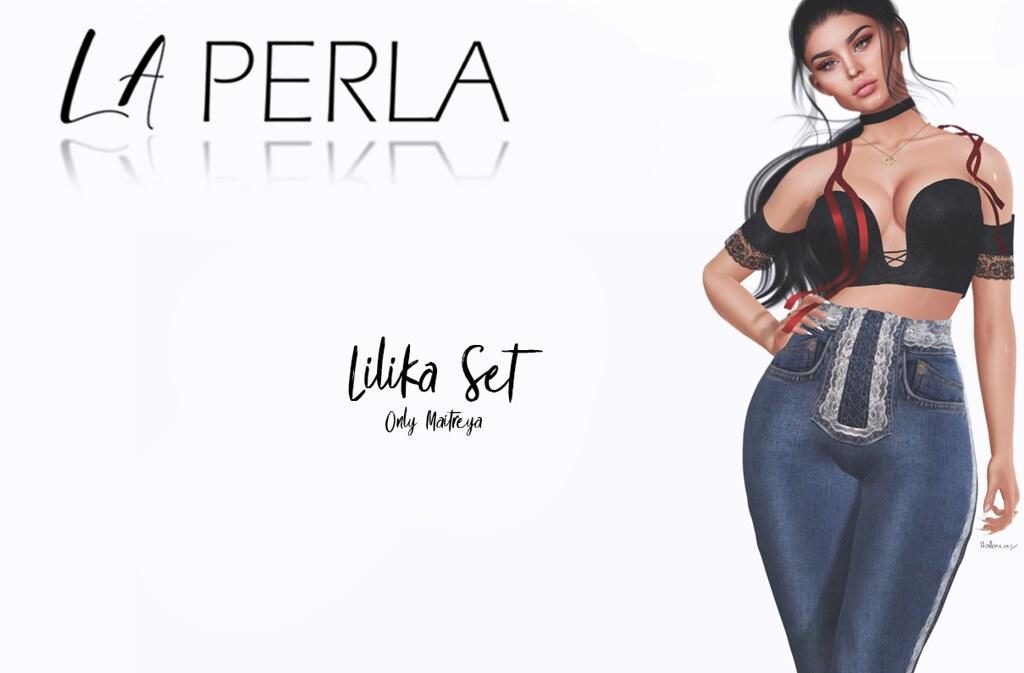 {LP} -Lilika Set - TeleportHub.com Live!