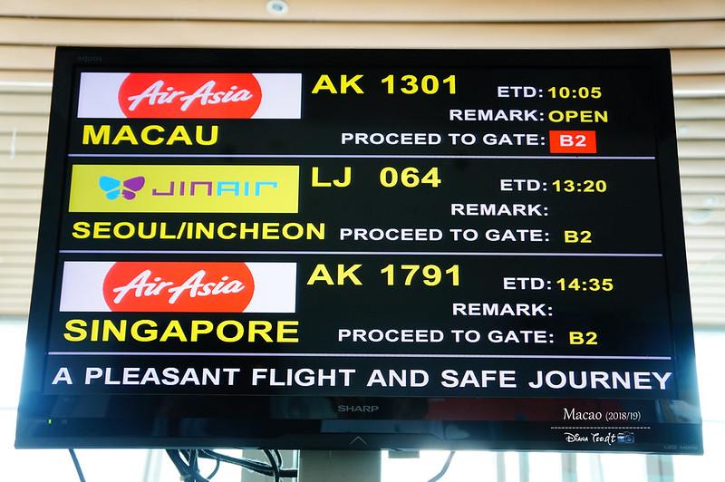 2018-19 Macao NYE 02 AirAsia BKI MCM