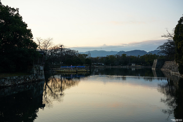 廣島城護城河