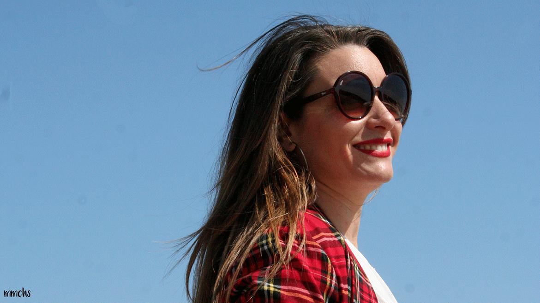 gafas de sol XL de mujer