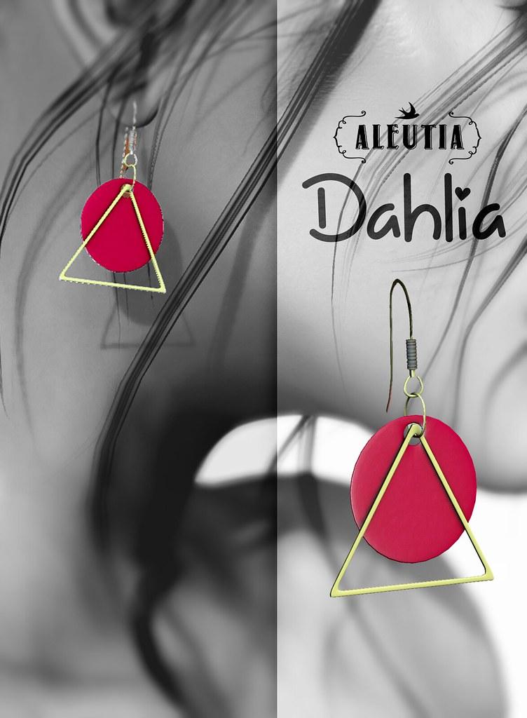 [Aleutia] Dahlia