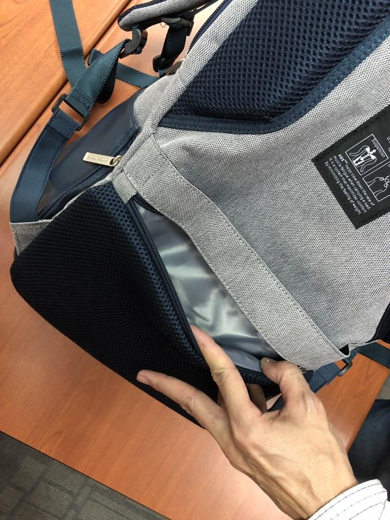 《FX Creations》WEA-17吋AGS回彈減壓電腦背包 (31)