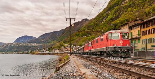Orient Express a Capolago (CH)