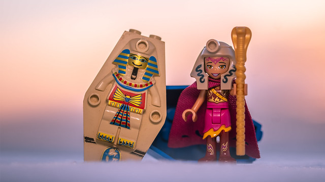#ElvesDay 28 - Cleopatra, Nikon D500, Sigma Macro 105mm F2.8 EX DG OS HSM