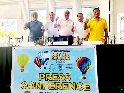 Hot Air Balloon Festival 2019 PressCon