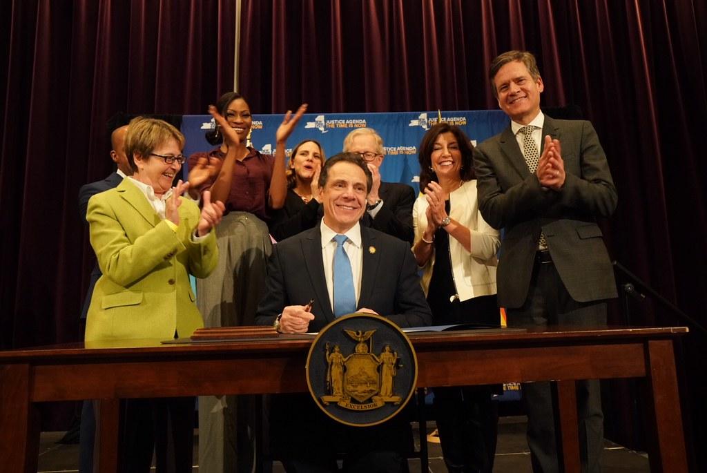 Governor Cuomo Signs Landmark Legislation Protecting LGBTQ Rights