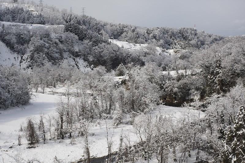 そしてまた雪景色に、その2