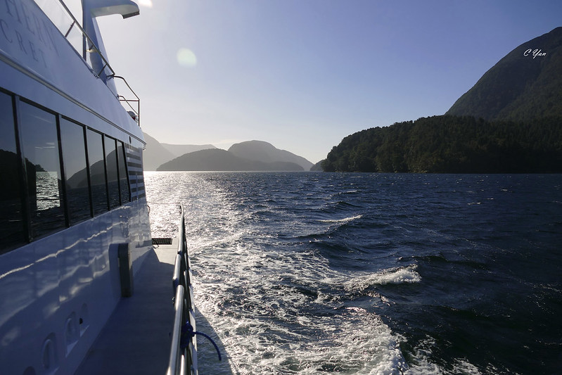 New Zealand - Doubtful Sound