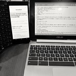 Termux (Android) にHugoとhtml-minifierをインストールする手順