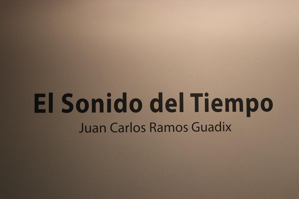 """2019- Exposición- """"El Sonido del Tiempo"""""""