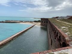 drytortugas-moat-ocean