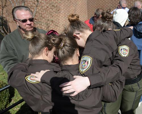 Sullivan County Sheriff Prayer Vigil