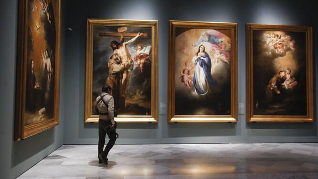 Exposición de Murillo en Sevilla