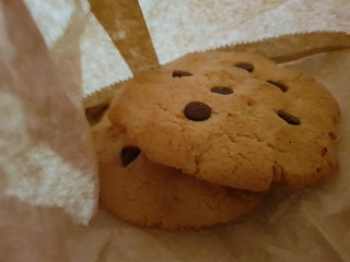 Chocolate Chip Cookies at Cafe O-Mai