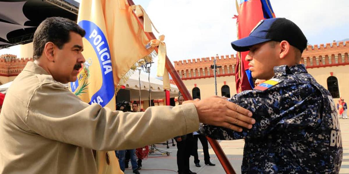 Presidente Nicolás Maduro: Chávez es la esperanza renovada de que un mañana mejor es posible