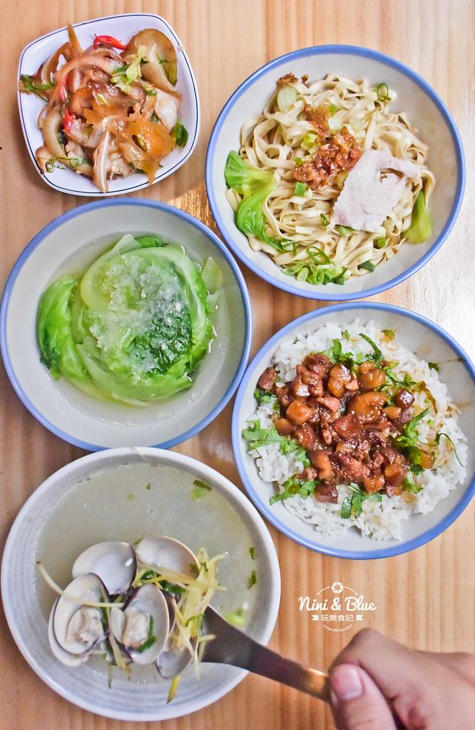永興街 桂蘭麵 台中美食 小吃05