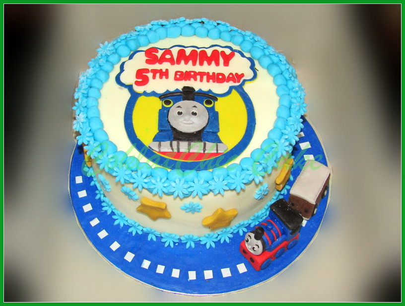Cake Thomas The Train SAMMY 20 cm