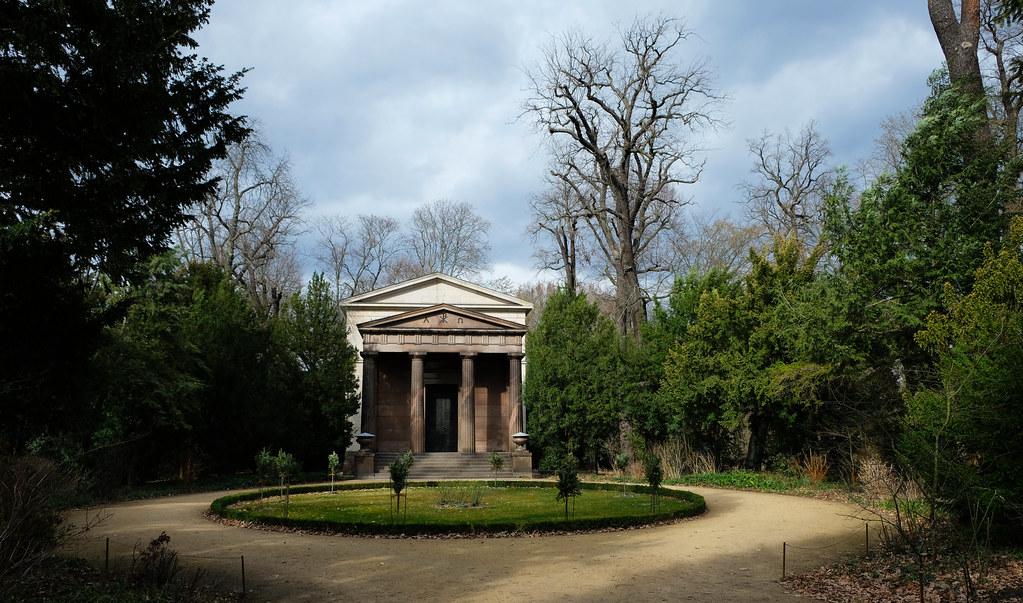 Gardens of Charlottenburg Palace, Berlin, Germany