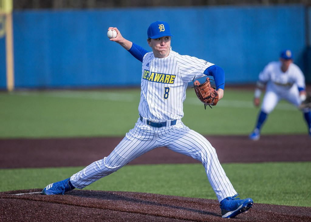 Blue Hens' baseball win streak snapped vs. La Salle